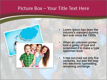 Chinese children PowerPoint Template - Slide 20