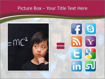 Chinese children PowerPoint Template - Slide 21