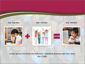 Chinese children PowerPoint Template - Slide 22