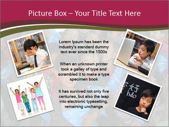 Chinese children PowerPoint Template - Slide 24