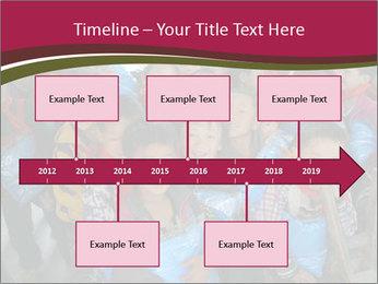 Chinese children PowerPoint Template - Slide 28