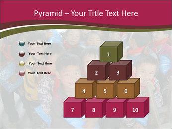 Chinese children PowerPoint Template - Slide 31