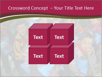 Chinese children PowerPoint Template - Slide 39
