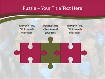 Chinese children PowerPoint Template - Slide 42