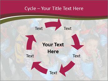 Chinese children PowerPoint Template - Slide 62
