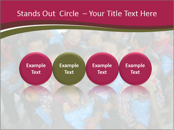 Chinese children PowerPoint Templates - Slide 76