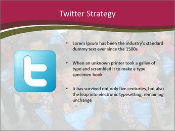 Chinese children PowerPoint Template - Slide 9
