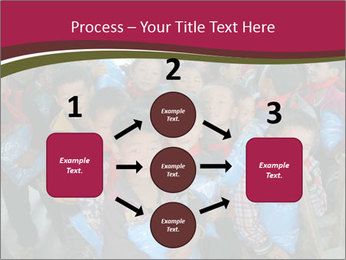 Chinese children PowerPoint Template - Slide 92