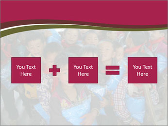 Chinese children PowerPoint Template - Slide 95