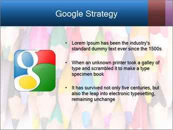 Colour pencils PowerPoint Templates - Slide 10