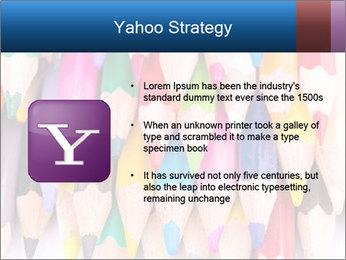 Colour pencils PowerPoint Templates - Slide 11