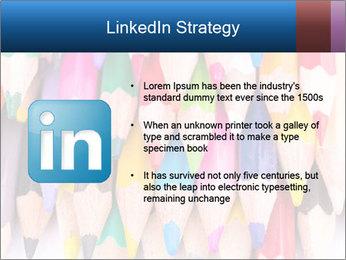 Colour pencils PowerPoint Template - Slide 12