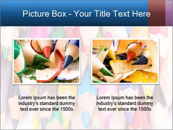 Colour pencils PowerPoint Templates - Slide 18