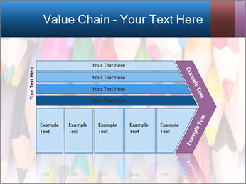 Colour pencils PowerPoint Templates - Slide 27