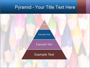 Colour pencils PowerPoint Templates - Slide 30