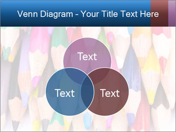 Colour pencils PowerPoint Templates - Slide 33