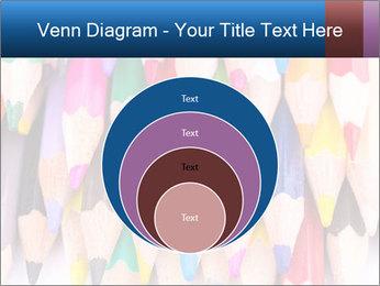 Colour pencils PowerPoint Template - Slide 34