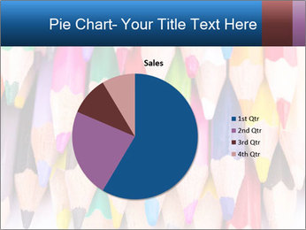 Colour pencils PowerPoint Template - Slide 36