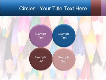 Colour pencils PowerPoint Template - Slide 38