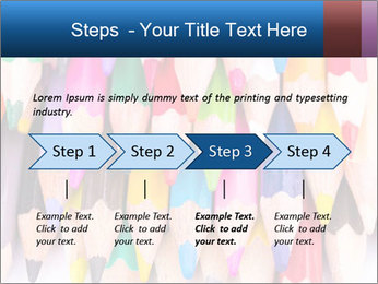 Colour pencils PowerPoint Templates - Slide 4
