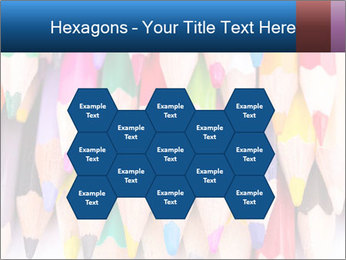 Colour pencils PowerPoint Templates - Slide 44