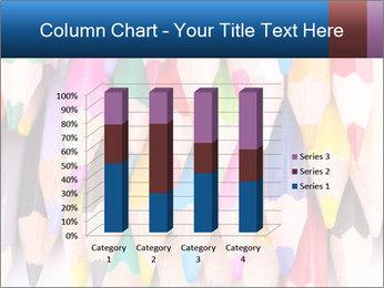 Colour pencils PowerPoint Template - Slide 50