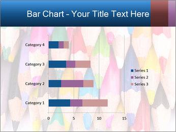 Colour pencils PowerPoint Template - Slide 52