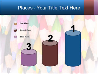 Colour pencils PowerPoint Template - Slide 65