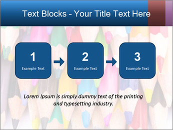 Colour pencils PowerPoint Templates - Slide 71