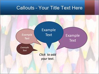 Colour pencils PowerPoint Templates - Slide 73