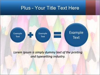 Colour pencils PowerPoint Templates - Slide 75