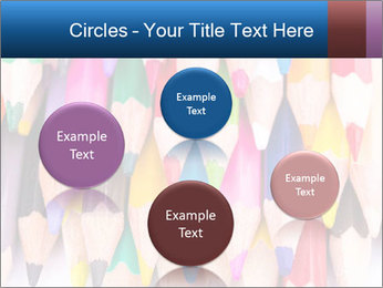 Colour pencils PowerPoint Templates - Slide 77