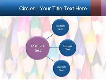 Colour pencils PowerPoint Templates - Slide 79
