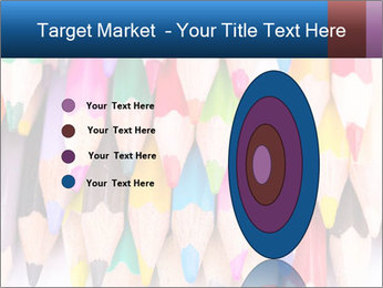 Colour pencils PowerPoint Templates - Slide 84