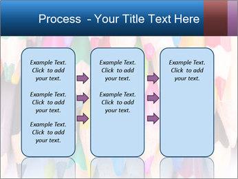 Colour pencils PowerPoint Template - Slide 86