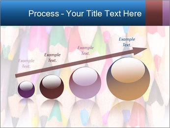Colour pencils PowerPoint Templates - Slide 87