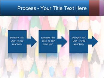Colour pencils PowerPoint Templates - Slide 88