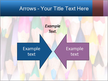 Colour pencils PowerPoint Templates - Slide 90