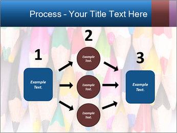 Colour pencils PowerPoint Template - Slide 92
