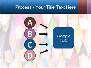 Colour pencils PowerPoint Templates - Slide 94