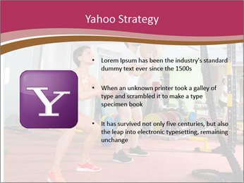 People and basketball PowerPoint Templates - Slide 11