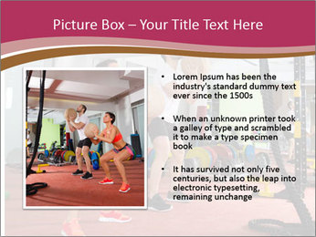People and basketball PowerPoint Templates - Slide 13
