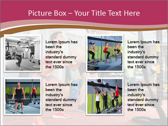 People and basketball PowerPoint Templates - Slide 14