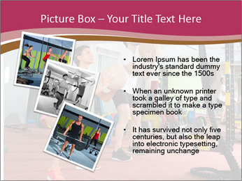 People and basketball PowerPoint Templates - Slide 17