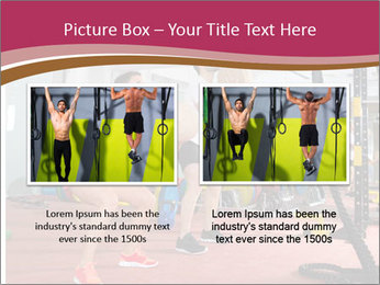 People and basketball PowerPoint Template - Slide 18