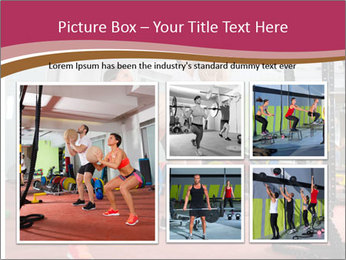 People and basketball PowerPoint Templates - Slide 19