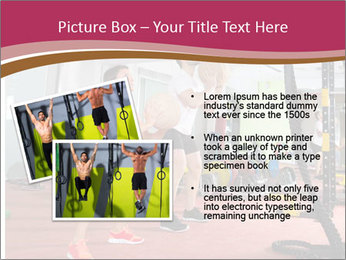 People and basketball PowerPoint Templates - Slide 20