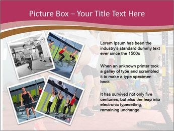 People and basketball PowerPoint Templates - Slide 23