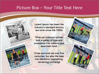 People and basketball PowerPoint Templates - Slide 24