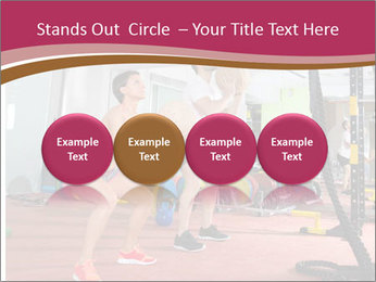 People and basketball PowerPoint Templates - Slide 76